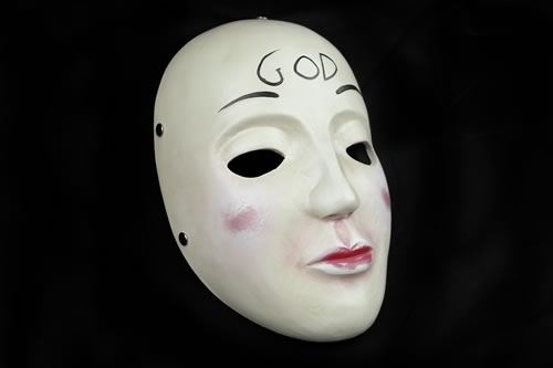 God Purge Mask 163 24 99 Dragon Reborn