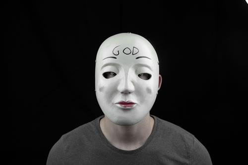 God Purge Mask 163 24 99 Dragon Reborn
